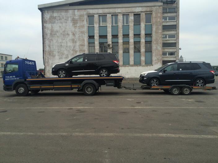 Сотрудничество с автосалонами
