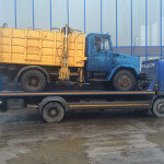 эвакуация грузовиков в СПб
