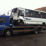 эвакуация автобусов ТЕД АВТО