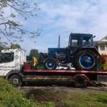 перевозка трактора Беларусь