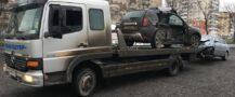 Эвакуация автомобиля при ДТП – Тед Авто